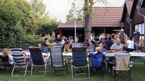 Gemütlichkeit pur auf dem Heimathof in Leopoldshöhe.