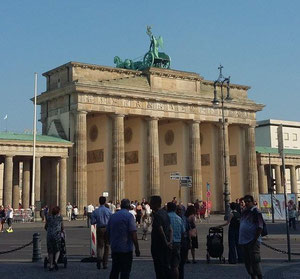 Fotos Berlin-Reise 2016