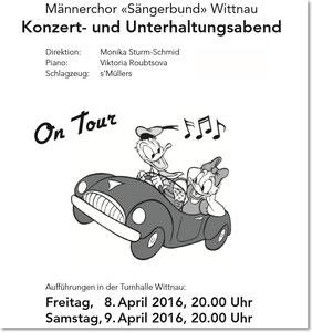 Fotos Konzert 2016