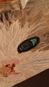 Houten Nestkastje, Nestkastje  met Kat, Details, Vogelhuisje bouwen ,  vogelhuisje met kat_5