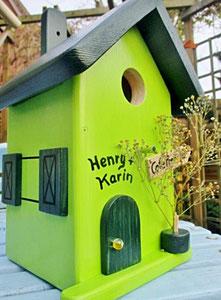 """Houten Nestkastje, Nestkastje """"Café"""", Details, Vogelhuisje bouwen ,  vogelhuisje """"café""""_2"""