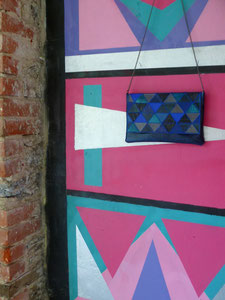Pochette triangles