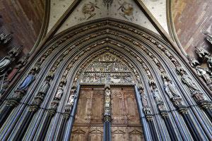 Portal des Freiburger Münsters