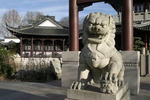 Chinesischer Garten im Luisenpark Mannheim