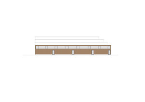 Hopf & Wirth Architekten ETH HTL SIA Winterthur, Neubau Werkstätten Landheim Brüttisellen