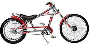 STOCK CHILD SIZE CHOPPER