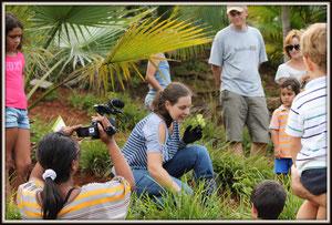 Atelier Plantation avec Johana Piette