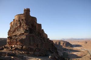 der große Agadir in Amtoudi