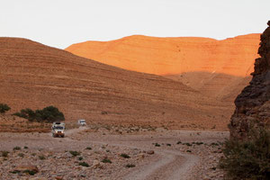 traumhaftes Tal auf der Fahrt nach Amtoudi