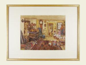 1830's Kitchen