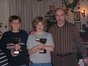 Premiazione e cena sociale 2006