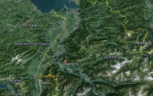 """""""Satteins"""" westlichstes Bundesland in Österreich"""