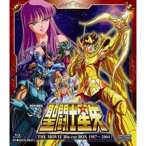 Saint Seiya Movie 1-5