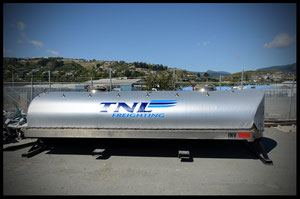 Insulated Wine Tanker Cover