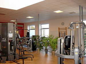 Fitnesszentrum Rückgrat im Sportzentrum Kenzingen