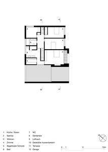 Herrliberg: Obergeschoss