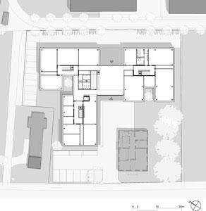 Campus Kreuzlingen: Erdgeschoss