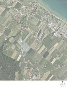 Spitzägger Dozwil: Situation (Quelle: Amt für Geoinformation Thrgau)
