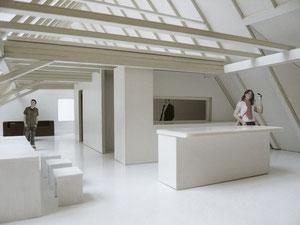 Haus zum Löwen Romanshorn: Modellbild Dachwohnung
