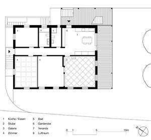 Haus zum Löwen Romanshorn: Hochparterre