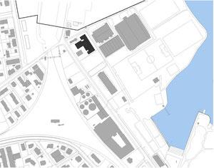 Campus Kreuzlingen: Situation