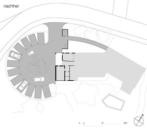 Praxis Feldegg Romanshorn: Umgebung neu mit Kreisparkierung
