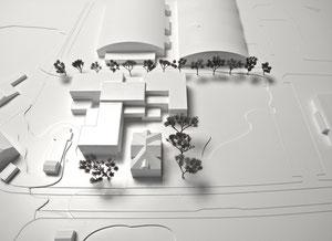 Campus Kreuzlingen: Situationsmodell