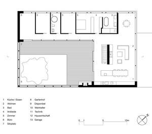 Spitzägger Dozwil: Erdgeschoss