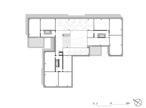 Campus Kreuzlingen: 1. Obergeschoss