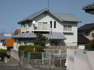 施工前 若松区 J邸です