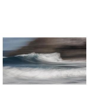 angekommen - die Welle