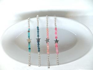 'STELLA'  Armbänder