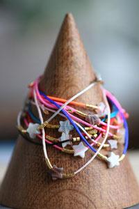 'MINI STAR'  Armbänder