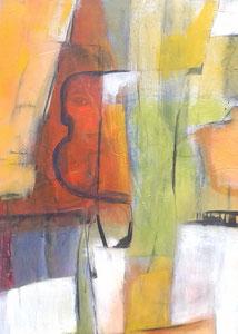 """""""Augenblick"""" - 100 x 70"""