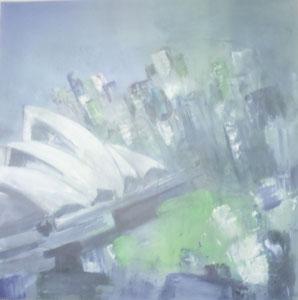 Sydney 2 - 60cm x 60cm - unverkäuflich