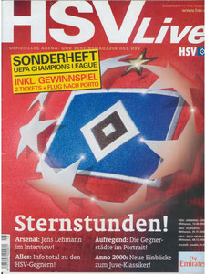 Champions League-Sonderheft 2006