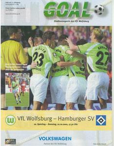Wolfsburg-HSV 21.10.2001
