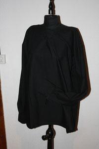 Herrenhemd schwarz