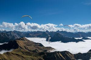 Herbst  Nebelhorn
