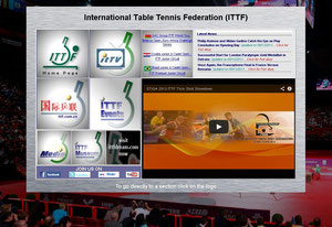 International Table Tennis Federation (ITTF)