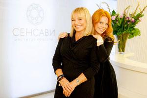 Anna and Anastasia Stotskaya