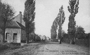 La Rue du Noir Debout