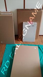 Acquisto dei Pensili Ikea per conto del Committente e relativo montaggio