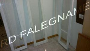 Finestre in Legno Vecchia Milano Restaurate e Verniciate di Smalto Bianco