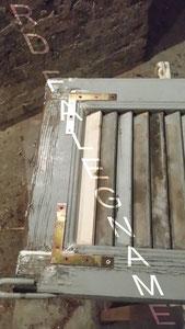 Creazione di nuove Alette / Stecche in Legno della Persiana a Battente