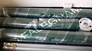 Tapparelle Avvolgibili in PVC (Plastica) - Fornitura e Posa in Opera