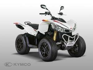 KYMCO MAXXER 450 4x4 ONROAD