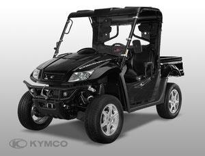 Kymco UXV 500 4x4 schwarz