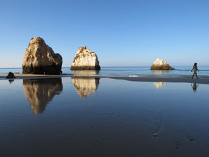 Portugal, Algarve, Bahia de roca