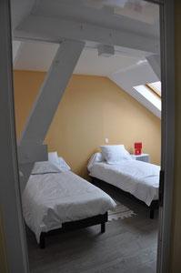 chambre haut